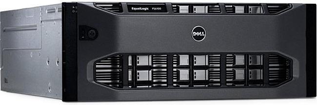 Dell EqualLogic PS6100E Virtualized iSCSI SAN Array