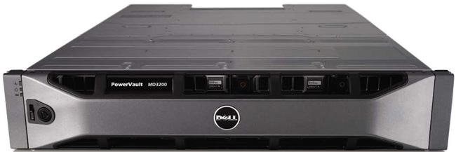 Dell PowerVault MD3220 / MD3220 SAS Storage Array
