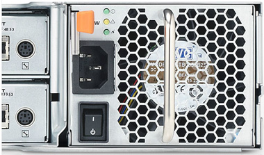 "Lower power consumption with 80PLUS Silver Certified pwoer supplies, variable-speed fans and low-power 2.5"" drives."