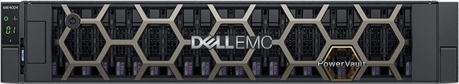 Dell PowerVault ME4024 Storage Array