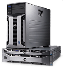 Dell Network Attached Storage
