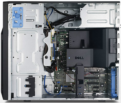 Dell PowerVault NX200 Tower Network Attached Storage