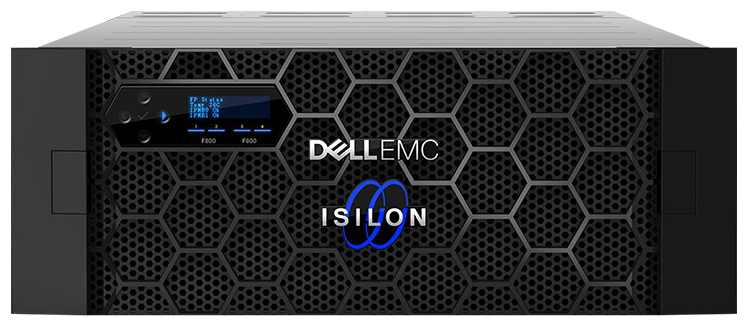 Dell EMC Isilon F800 All-Flash NAS Storage