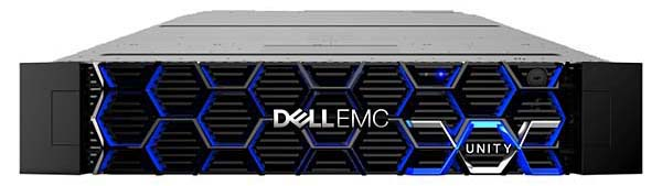 Dell EMC Unity 300 Hybrid Flash Storage