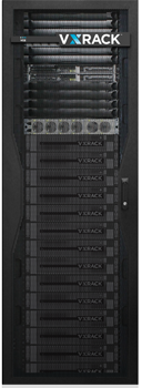 VCE VxRack System 1000 with FLEX Nodes