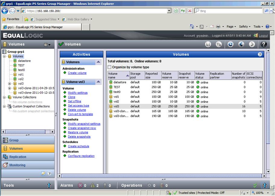 Dell EqualLogic PS6100XV 3 5
